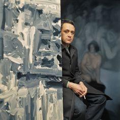 Gerhard Richter (fot. Tadeusz Rolke)