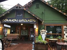 Common Grounds - Waco, TX, United States Absolutely LOVE this place! Texas Vacations, Texas Roadtrip, Texas Travel, Oh The Places You'll Go, Places To Travel, Magnolia Farms, Magnolia Market, Waco Texas, On The Road Again