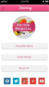 The Smoothie & Juicing App ~ Liquid Weight Loss & Nutrition!