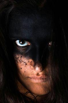 The dark side of the human  Model: Angélica Londoño Photographer: Sebastian López   Medellín, Colombia. 2015 #art