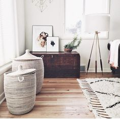 How To Decorate Your Home With Baskets