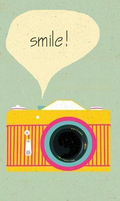Camera print Polaroid poster Retro poster camera home decor VIntage Art for home retro wall art Nursery print modern art. via Etsy. Art And Illustration, Illustrations, Camera Illustration, Retro Poster, Vintage Posters, Vintage Art, Iphone Wallpaper Vintage Quotes, Whatsapp Pink, Lapin Art