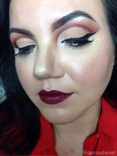 Be.You.tiful: Makeup do dia #3
