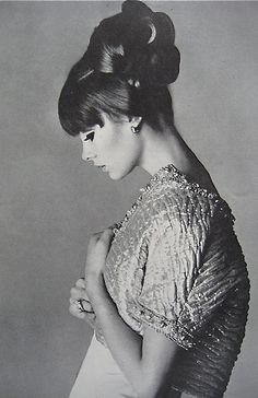 Jean Shrimpton, 1963 by Horst