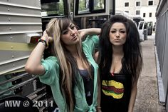 Allison Green & Melissa Marie love these two<3