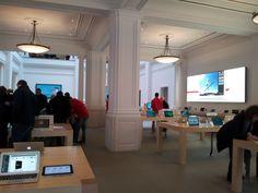 Apple Store Leidseplein Amsterdam