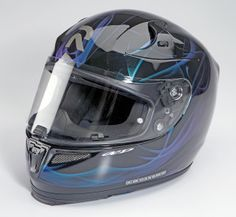 RPHA 10 Motorcycle Helmet. Click to read the review from the July 2013 ...