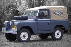 1961 Land Rover Defender Series IIA
