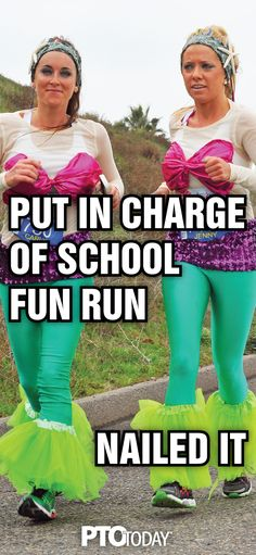 Grab our free fun run planning guide to get fun run ideas, tips, and more!