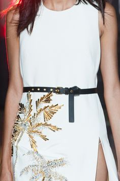 details | Fausto Puglisi  Spring 2014 | #MFW