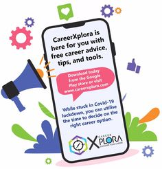 Career Options, Free Advice, Discover Yourself, Google Play, Tips, Career Choices, Counseling