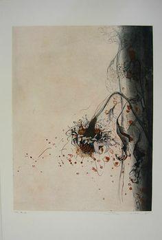 Japanese Art by the artist Shinji Ando | Scriptum Inc