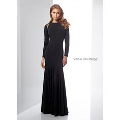 Social Occasions by Mon Cheri Mother of the Bride Dress 217835