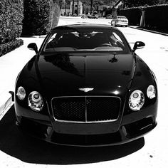 My future ride: Bentley Continental GT
