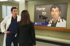 "The hospital has changed its name — more than once. | 50 Things That Have Happened On ""Grey's Anatomy"" Since You Stopped Watching"