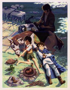 Children Who Chase Lost Voices by Makoto Shinkai