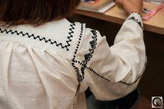 Folk Embroidery, Ruffle Blouse, Costume, Romania, Long Sleeve, Sleeves, Wordpress, Boho, Women