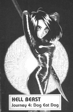 Battle Angel Alita Hell Beast - Read Battle Angel Alita Hell Beast Manga Scans Page 1 Free and No Registration required for Battle Angel Alita Hell Beast Hell Beast Art Manga, Manga Girl, Anime Art, Yandere Manga, Chica Anime Manga, Manga Cover, Alita Battle Angel Manga, Character Art, Character Design