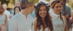 "This is ""Reni & Tibi Wedding Highlights, Wedding Film, Films, Crown, People, Fashion, Movies, Moda, Corona"