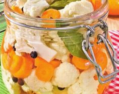 ro din-tara conopida-murata index. Fruit Salad, Pickles, Cucumber, Cooking Recipes, Pudding, Canning, Eat, Desserts, Drink