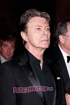 David Bowie has conquered every art form imaginable.   Music, movies, you name it - he's done it.   Which is why it only makes logical sense for the genius'...