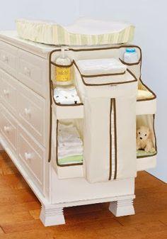 Tatiana Melo Organiza: Como organizar o quarto do seu bebê