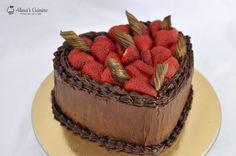 Something Sweet, Nutella, Ice Cream, Valentines, Baking, Cake, Deco, Food, No Churn Ice Cream