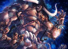 One Piece- Kaido