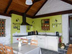 Irish cottage kitchen