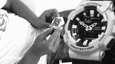 Nic von Rupp knows exactly when it's time to catch the perfect wave #gshock #nicvonrupp #casio #watch #surf #wave