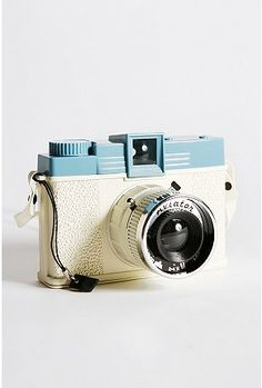 Lomography Diana Camera- she's mine! Cant wait to try her out, we'll have so many happy adventures together!