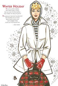 Winter ls Moda de temporada