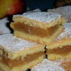 Szabolcsi olcsó almás porlós - Almás pite 8. Hungarian Desserts, Hungarian Recipes, Hungarian Food, Fall Bake Sale, Baking Recipes, Cake Recipes, Homemade Sweets, Just Eat It, Salty Snacks