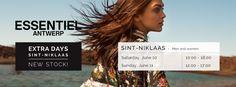 Shopping Event Essentiel Extra Days | Tot -70% korting! -- Sint-Niklaas -- 10/06-11/06