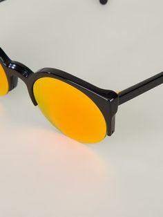 COVE Retro Super Future 'Lucia Cove' Sunglasses - WOK STORE