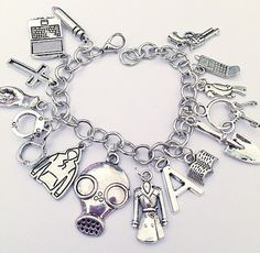 Pretty Little Liars Ultimate Charm Bracelet by LoveForAchilles