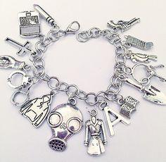 Pretty Little Liars Ultimate Charm Bracelet by LoveForAchilles