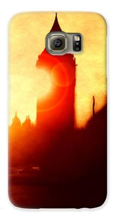 On The Thames Samsung Galaxy Case by Andrew Hunter