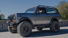 New Legend take SUVs from the and and make them run better than ever. 4x4 Trucks, Diesel Trucks, Ford Trucks, International Scout Ii, International Harvester Truck, Jeep Scout, Toyota Corolla, Old Jeep, Cars