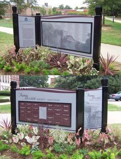 Donor Wall Outdoors, Partners In Recognition, Inc.