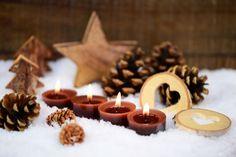 Winterdeko – Stimmung in der Wohnung! #x-mas #Christmas #deko