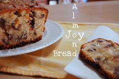 Almond joy bread - www.stephsbitebybite.com