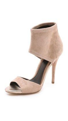 Ankle Cuff Sandal