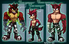 Crash Bandicoot 734275fb05e12