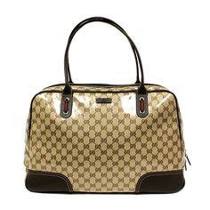 8e4127d10e7 Gucci Crystal GG Monogram Duffle Bag. Guccio GucciFendiLuxury BagsMonogramGucci  DesignerDesigner HandbagsCrystalsFashionBag Accessories