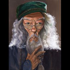 dumbledore love.