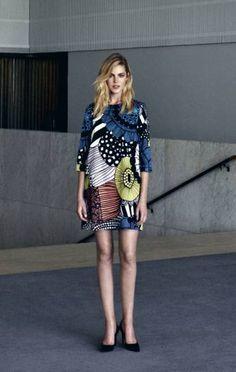 Biak dress - Marimekko Fashion - Spring 2015