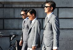 Tommy Ton's Men's Street Style at Paris Fashion Week
