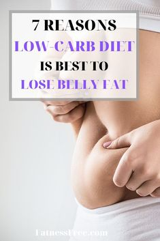 Most people genuinely lose weight when following a low-carb diet and a low-carb diet is believed best for those who want to shift pockets of fat that form around the belly. Read more... #LowCarb #BellyFat #LoseBellyFat #Diet #DietLowCarb Good Carbs, Healthy Carbs, Belly Fat Burner Foods, High Carb Diet, Best Fat Burning Foods, Low Fat Diets, Nutrition And Dietetics, Feeling Hungry, Ways To Lose Weight