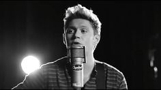 """this town"" is literally like little things 2.0.... like the music video reminds me so much of little things (singing in a recording studio with only a guitar and its in black and white)"